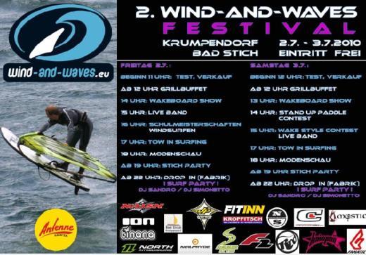 Wind & Waves Surffestival 2010